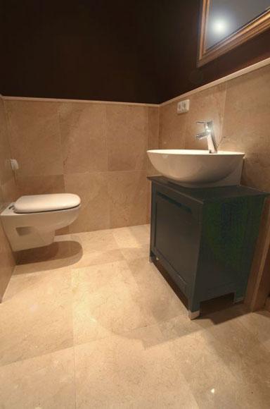 Toilette Bodenfliesen Wandfliesen