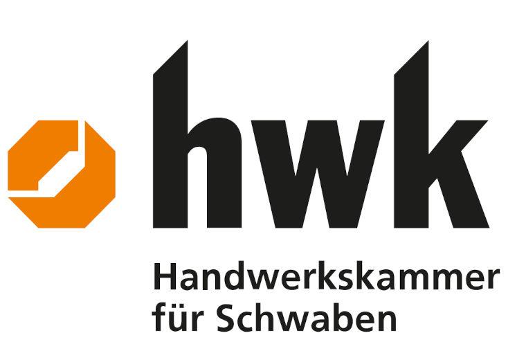 Logo HWK für Schwaben